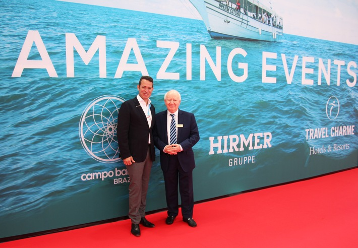 Hirmer Hotel Portfolio begeistert auf der IMEX