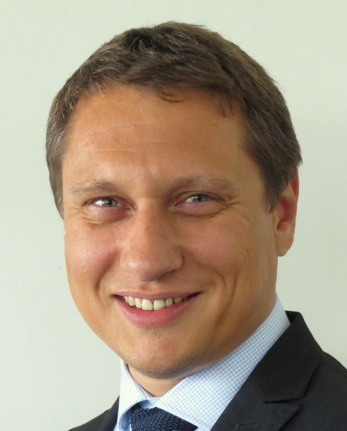 Neuer Mediensprecher bei der Allianz Suisse (Bild/Anhang)