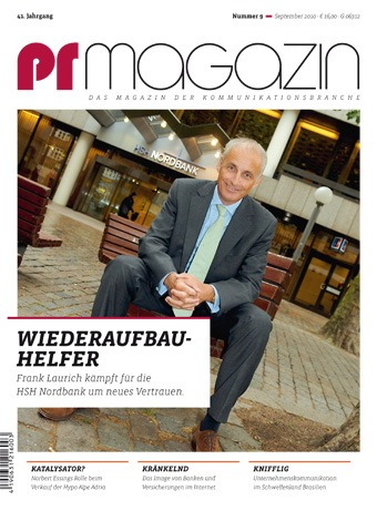 Relaunch: prmagazin ab September in neuer Optik (mit Bild)