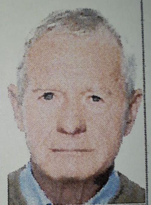 Lichtbild des vermissten Rolf Sexauer