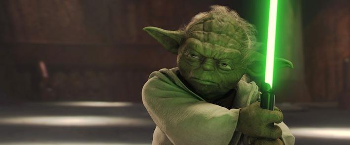 """Achherr-Jedi! Die """"Star Wars""""-Reihe ab Samstag auf ProSieben"""