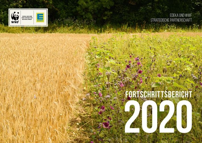 Cover Fortschrittsbericht 2020 / Weiterer Text über ots und www.presseportal.de/nr/51907 / Die Verwendung dieses Bildes ist für redaktionelle Zwecke unter Beachtung ggf. genannter Nutzungsbedingungen honorarfrei. Veröffentlichung bitte mit Bildrechte-Hinweis.
