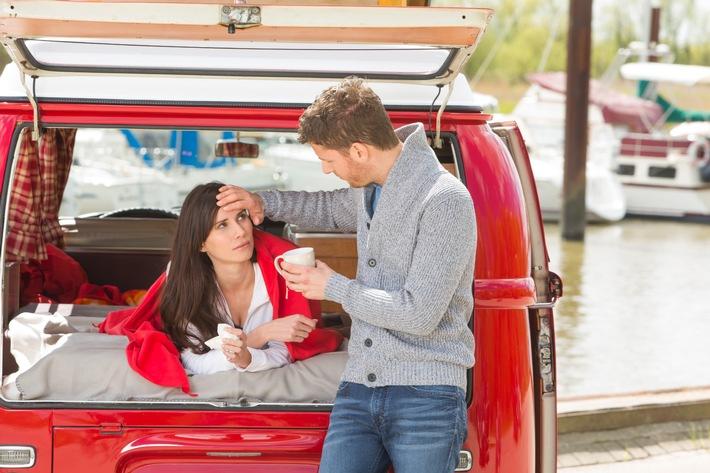 Trotz Sommergrippe volle Fahrt voraus / Urlaubstrips mit dem Auto sind voll im Trend