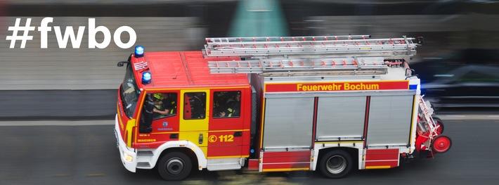 FW-BO: Brandgeruch in einem Krankenhaus in Bochum-Linden