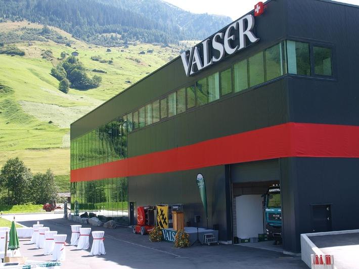 Valser: Weitere Investitionen in Vals