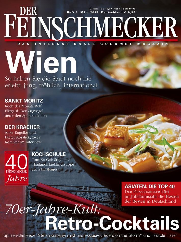 """""""Fast Food vom Feinsten"""" DER FEINSCHMECKER empfiehlt 250 Imbiss-Adressen"""