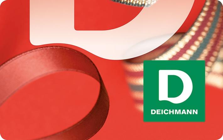 Deichmann Geschenkkarte