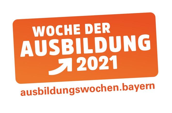 """Woche der Aus- und Weiterbildung 2021: """"Wir wollen dich. Echt und ohne Filter."""" / """"Wir wollen dich. Echt und ohne Filter."""" Bayernweite Woche der Aus- und Weiterbildung vom 15. bis 21. März 2021 auf www.ausbildungswochen.bayern. Eine Initiative der Allianz für starke Berufsbildung in Bayern. / Weiterer Text über ots und www.presseportal.de/nr/153583 / Die Verwendung dieses Bildes ist für redaktionelle Zwecke unter Beachtung ggf. genannter Nutzungsbedingungen honorarfrei. Veröffentlichung bitte mit Bildrechte-Hinweis."""