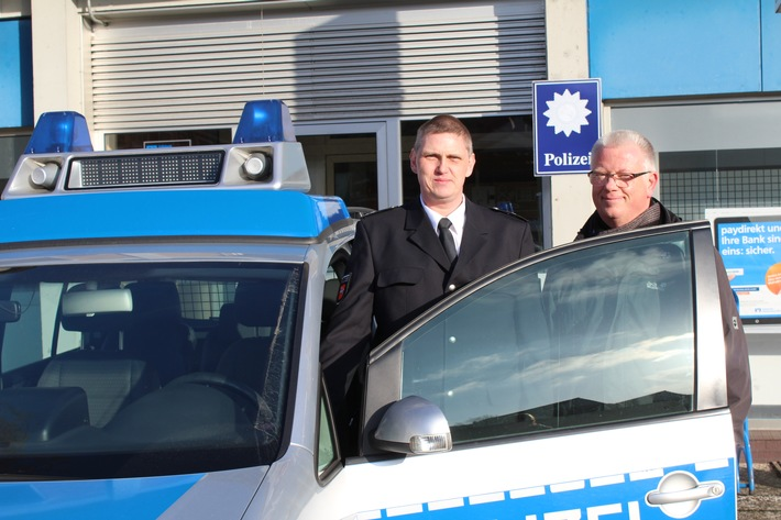 POK Haasper und POK Schmidt