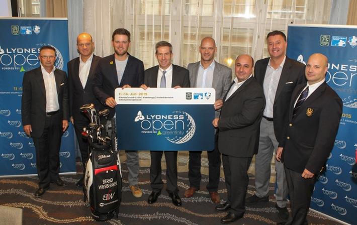 Lyoness erweitert Golf-Engagement - BILD