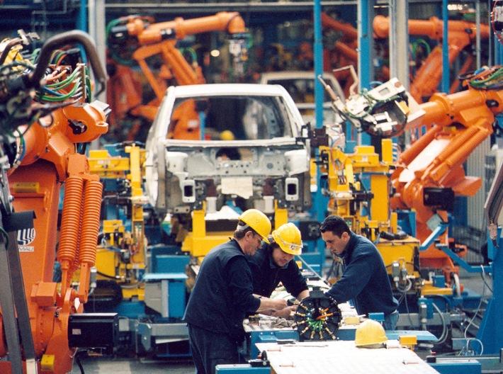 Aufbruchstimmung bei der Ford-Werke AG