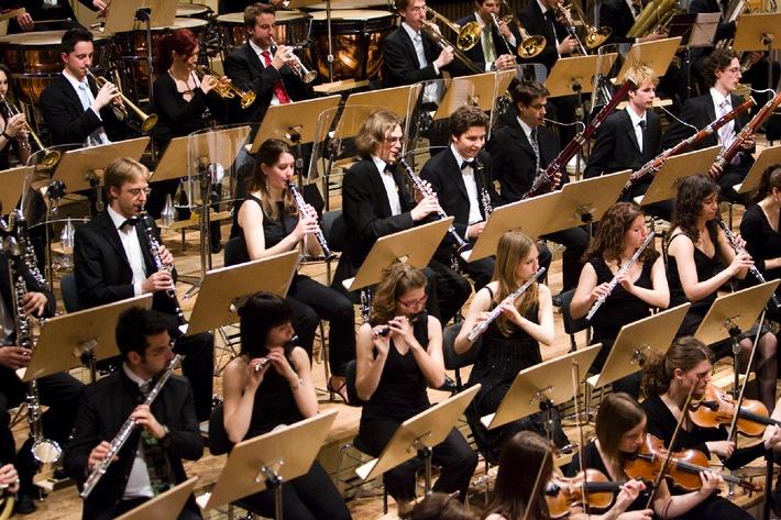 Schweizer Jugend-Sinfonie-Orchester - Begeisterung und Disziplin