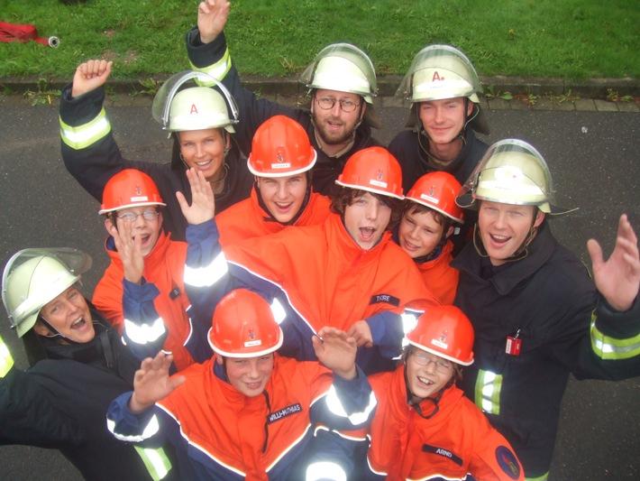 FW-LFVSH: Feuerwehr-Mitmachtag auf der NORLA