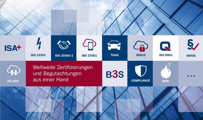 Informationssicherheit in KMU - DQS GmbH kommt zur IT-Messe it-sa 2019 (FOTO)