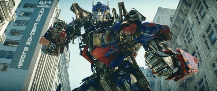 """Gigantische Maschinenschlacht: """"Transformers"""" am Sonntag auf ProSieben"""