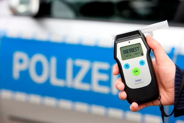 Verkehrsunfall in Beuel - bitte setzen Sie sich nicht alkoholisiert hinters Steuer!