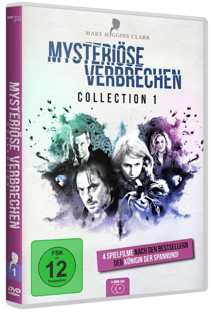 Mary Higgins Clark MYSTERIÖSE VERBRECHEN / Neue Filmreihe ab 27. November als DVD und digital erhältlich, ab 20.1.2021 in ONE
