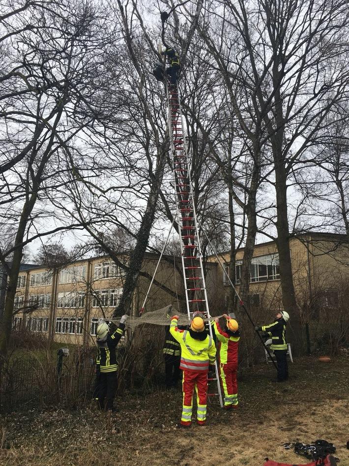 Bild Feuerwehr Bochum