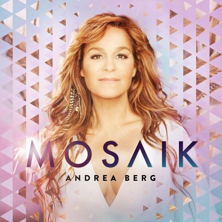 BILD zu OTS - Andrea Berg MOSAIK TOUR 2020 - COVER
