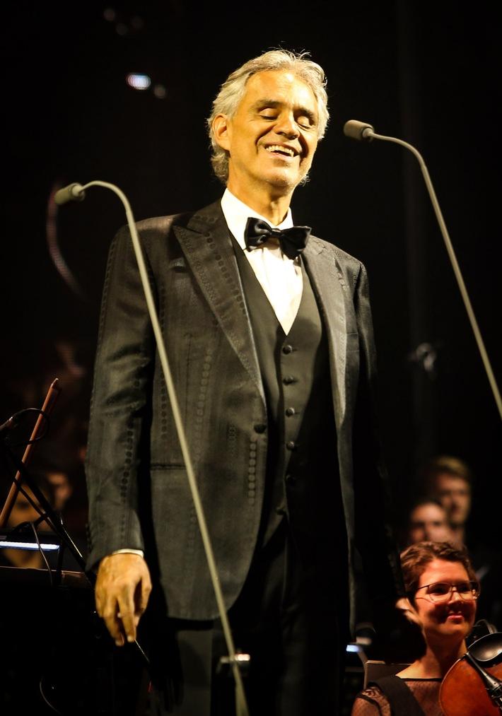 Andrea Bocelli, Waldbühne Berlin, 24. August