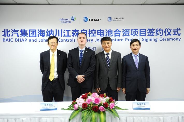 Johnson Controls plant Expansionen in China und den USA, um der wachsenden Nachfrage nach kraftstoffeffizienten Technologien nachzukommen