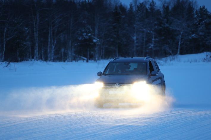 ADAC Winter-Reifen-Test_Test World_Ivalo Finnland_14.-17. Dezember 2016