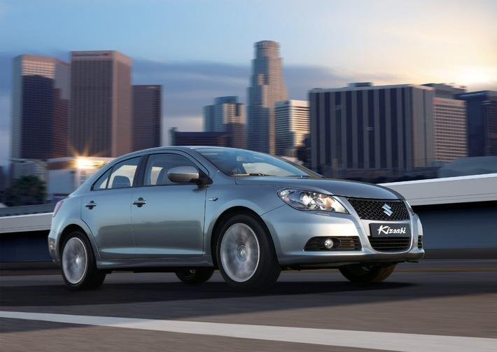 Suzuki - Europa-Premieren auf dem Genfer Auto-Salon (mit Bild)