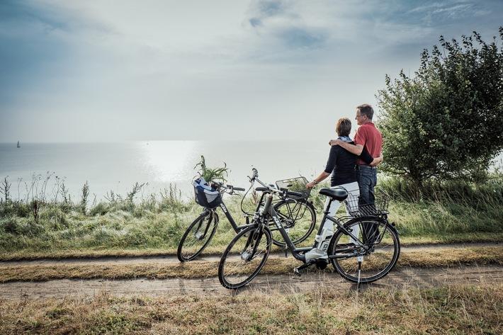 Rauf rauf's Rad: genussvolle Touren mit Meerblick!