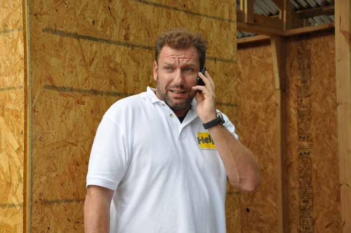 Gregor Werth, Landeskoordinator von Help in Haiti, berichtet von den Auswirkungen des Hurrikans Tomas.