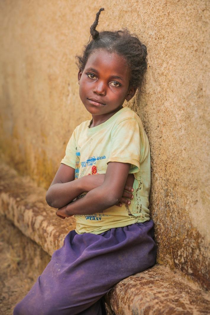 World Vision unterstützt von Gewalt betroffene Kinder in der zentralafrikanischen Republik