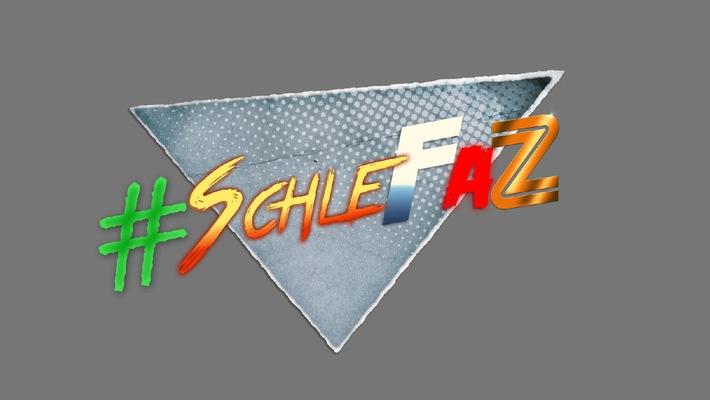 Jetzt geht's looooos: Die SchleFaZ-Zuschauer-Wahl startet heute auf www.schlefaz.de