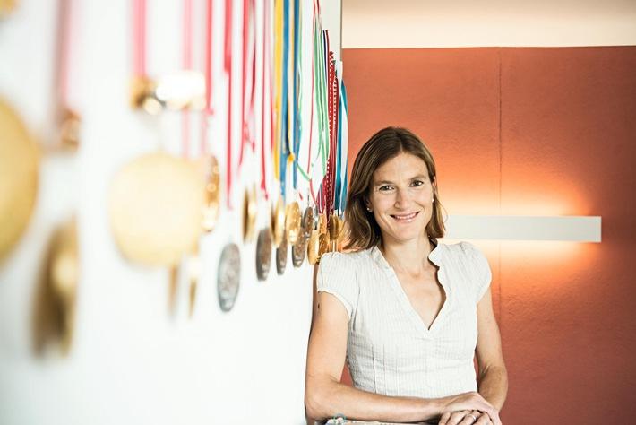 Simone Niggli-Luder wird Botschafterin der EGK-Gesundheitskasse