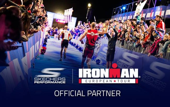 Skechers Performance ist der offizielle Laufschuh der Ironman Europa Tour