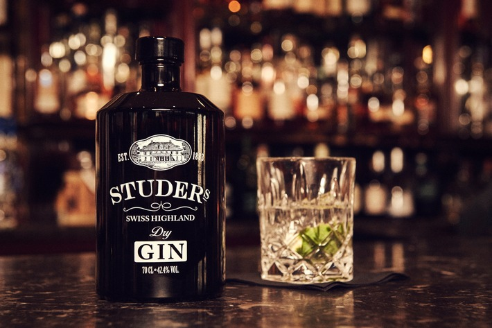 Der Tradition verpflichtet: die neue Art von altem Gin aus dem Hause Studer
