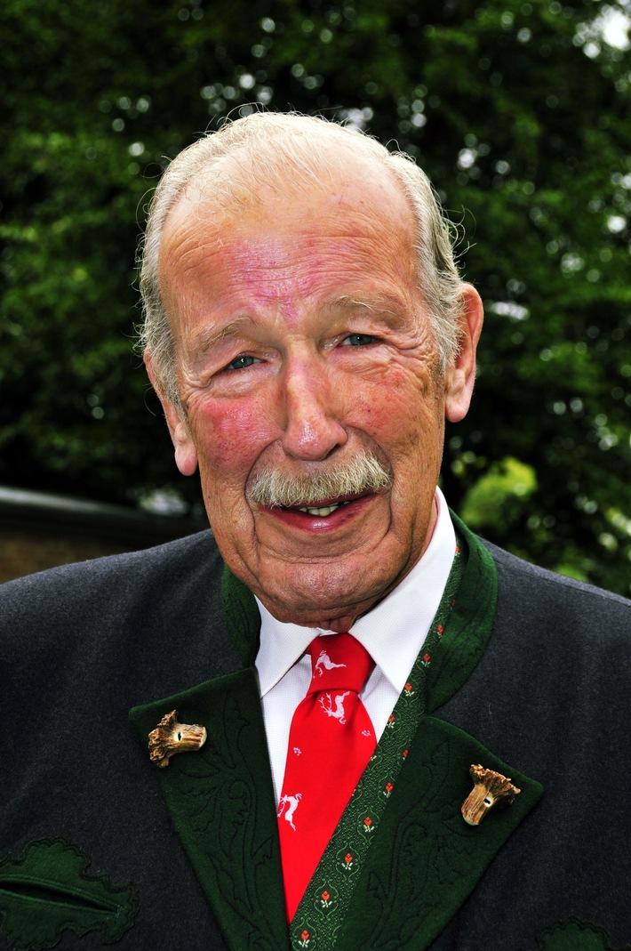 Constantin Freiherr Heereman ist im 86. Lebensjahr verstorben. Er stand von 1976 bis 2004 an der Spitze des ...
