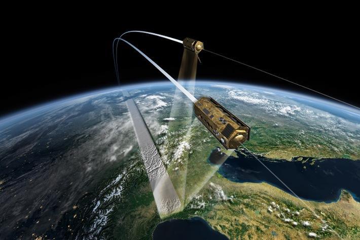 Den Weltraum im Blick (mit Bild)
