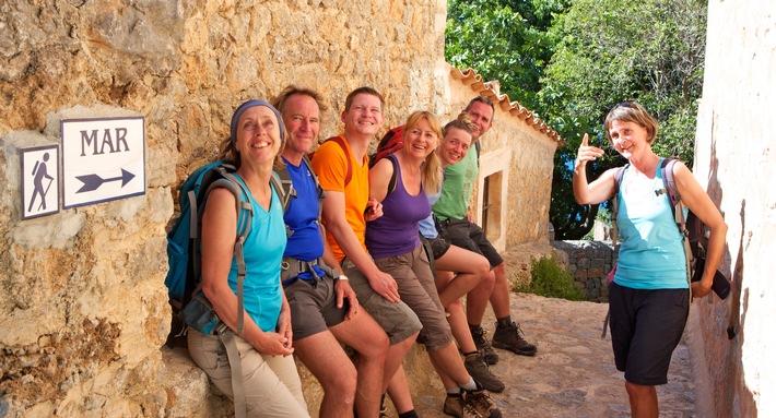 Aktivurlauber vertrauen auf Wikinger Reisen