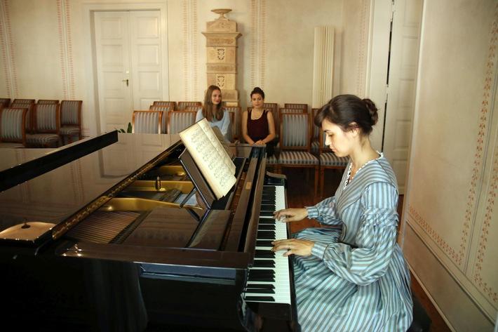 Clara-Schumann-Festjahr 2019 - Leipzig feiert seine berühmte Tochter mit vielen kulturellen Höhepunkten (FOTO)