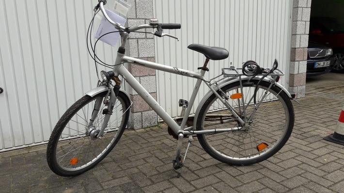 Wem gehört das gestohlene Rad?