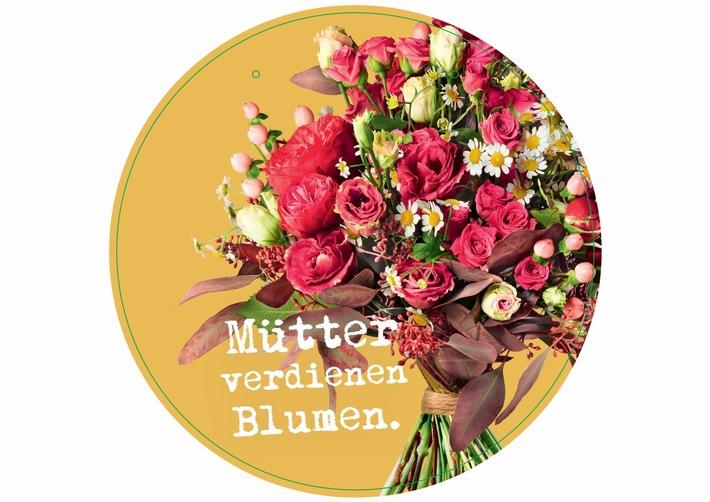 Mütter verdienen Blumen zum Muttertag - und zwar nicht irgendwelche.