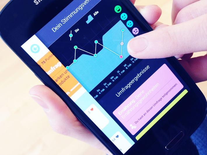 Datarella stellt Personal Coach explore auf Quantified Self Conference 2014 vor