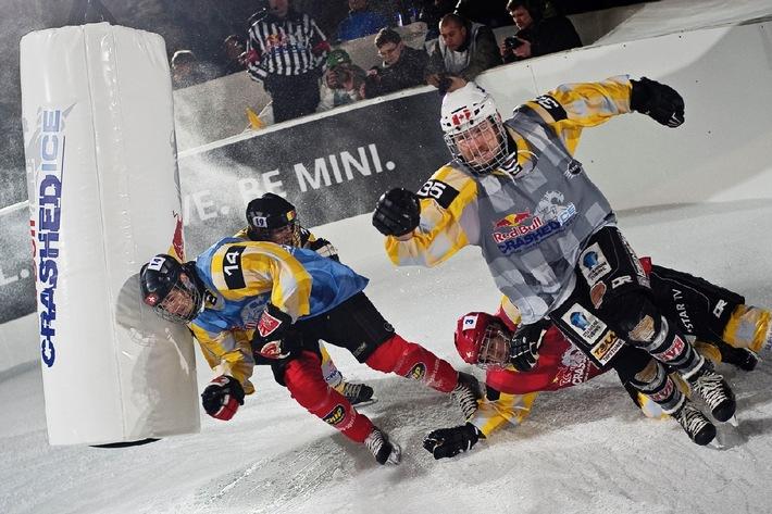 Red Bull Crashed Ice WM 2011 (mit Bild)
