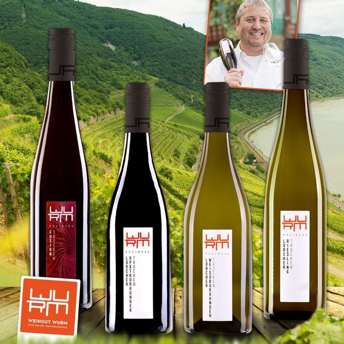 NORMA24 nimmt das Weingut Wurm ins Sortiment auf (FOTO)