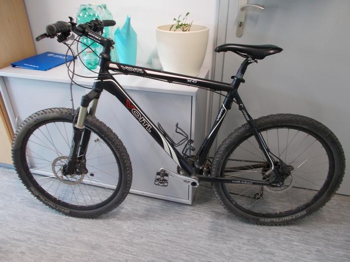 Fahrradbesitzer gesucht