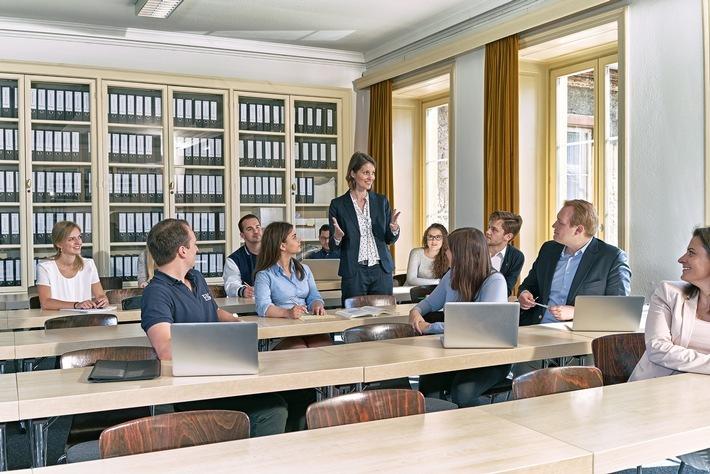 """Frauen in Führungspositionen müssen eine Vorbildfunktionen übernehmen. Weiterer Text über ots und www.presseportal.de/nr/137822 / Die Verwendung dieses Bildes ist für redaktionelle Zwecke honorarfrei. Veröffentlichung bitte unter Quellenangabe: """"obs/Credit: EBS Universität"""""""