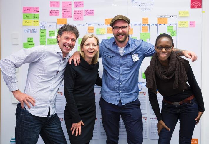 Dritte HPI School of Design Thinking entsteht mit Potsdamer Hilfe in Kapstadt