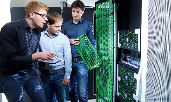 Neue Software hilft Wirtschaft bei blitzschneller Finanzsimulation / Entwicklung des Hasso-Plattner-Instituts
