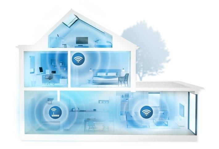 WLAN-Ratgeber: Die fünf besten Tipps für ein schnelles WLAN im ganzen Zuhause