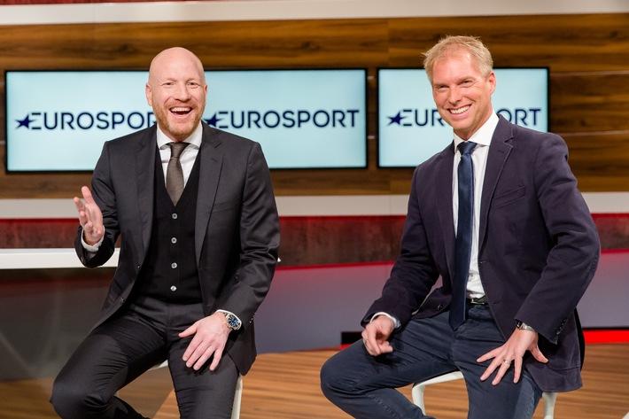 Neue Saison, neue Spielregeln: Mit dem Eurosport Player exklusiv in das Bundesliga-Wochenende starten