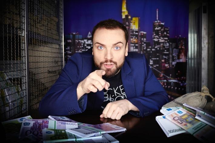 """Neue Surprise-Comedy auf ProSieben: Ingmar Stadelmann schickt seine Kandidaten auf """"Mission Wahnsinn"""""""
